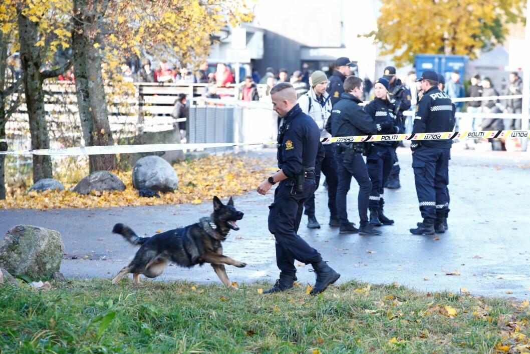 Blant de 21 siktede etter ungdomsvolden i Oslo i helgen, pekes en mann med Gucci-veske ut som en leder.