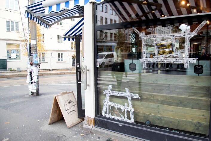 Bakeriet Backstube ligger i krysset Vogts gate - Hegermanns gate på Torshov. Foto: Anders R. Christensen / NTB scanpix