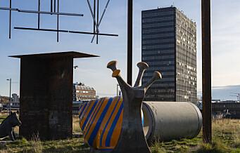 Oslobiennalen er som byen - stenger aldri og gir deg kunst uten at du må gå på museum