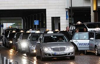 – Taxisjåførene trenger ny regjering i 2021