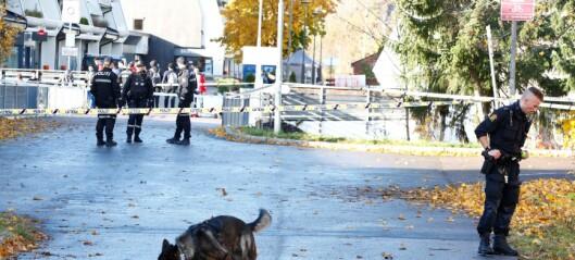 Tre menn siktet etter slagsmål på Stovner