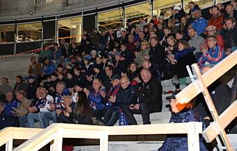 God stemning da Vålerenga-supporterne så nye Jordal Amfi for første gang