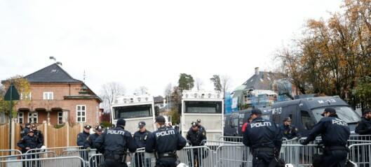 Slagsmål med mange involverte på Solli plass