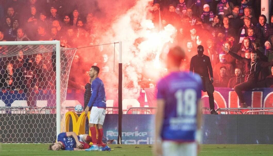 Hatoppgjørene mellom Vålerenga og Lillestrøm skaper vanligvis et enormt engasjement på tribunene. Søndag kan hele 7.000 tilskuere få med seg oppgjøret på Intility arena.