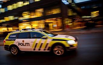 Fem pågrepet for vold og ran i Oslo