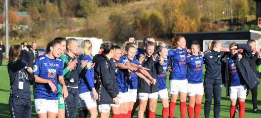 Vålerenga-jentene er i cupfinalen! Ajara Njoya scoret like godt hat-trick mot Arna-Bjørnar
