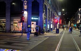Hotell i Oslo evakuert – politiet mener det er brukt tåregass inne i bygningen