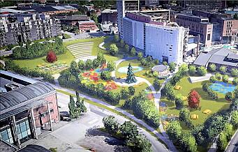 – Nydalen trenger flere offentlige rom og møteplasser, men en ny stor park er ikke det vi trenger mest