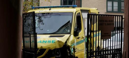 Mistenkt ambulansekaprer siktet for fem drapsforsøk