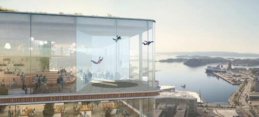 Lokket med at beste forslag vant Oslos fineste utsikt gratis i 10 år. Så strømmet forslagene inn