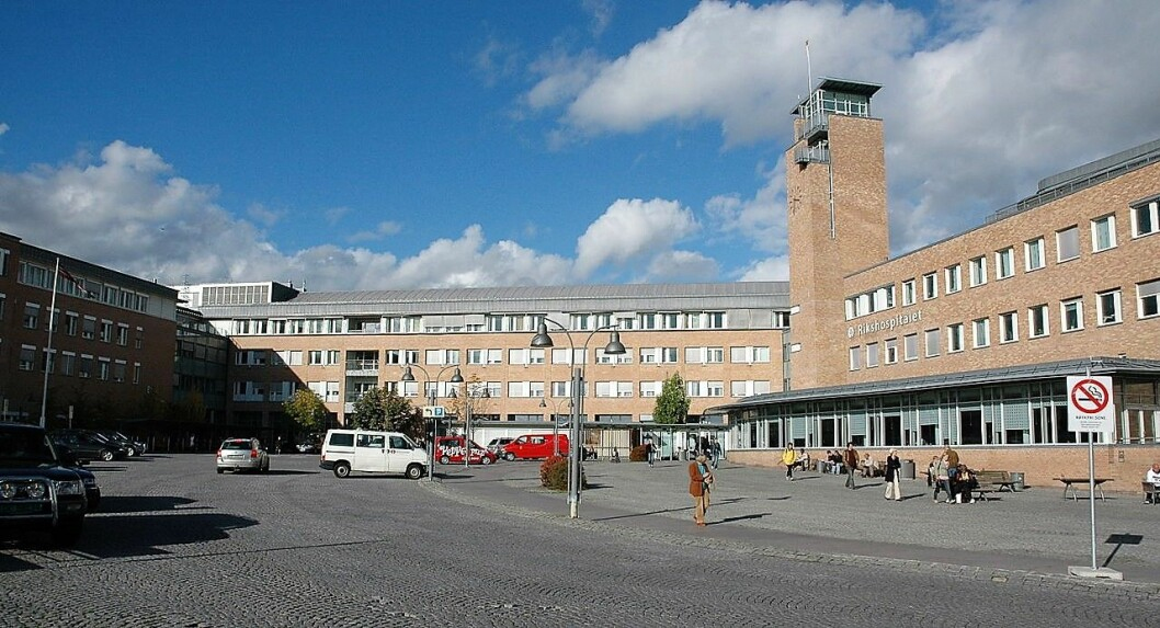 Ved Oslo universitetssykehus er arbeidstidsbestemmelsene brutt over 45.000 ganger bare i år, opplyser sykehuset selv. Foto: Terje Pedersen / NTB scanpix