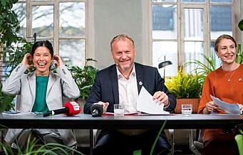 Raymond Johansen: – Klimatoppmøtet kan legges til Oslo