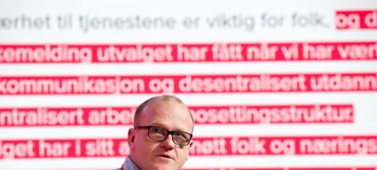 Oslos rødgrønne byråd vil samarbeide med Rødt