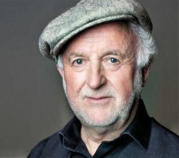 Tom Skjellum har skrevet alle arrangementene og er dirigent hos Sagenecabareten. Foto: Åse Marie Mikkelsen