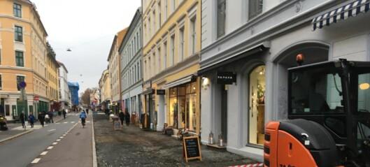 – Hvorfor får ikke butikker og næringsdrivende varsel og medvirkning ved gatearbeid?