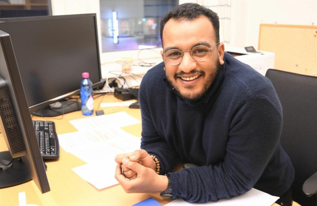 Nyutnvnt byråd for arbeid-, sosial og mangfold, Omar Samy Gamal (SV), lover å gjøre det han kan for å jevne ut forskjellene i hovedstaden. Foto: Christian Boger