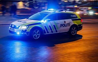 Politiet mistenker at bilbrann på Bogerud er påsatt