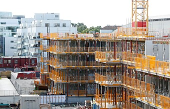 Oslo kommune vil bygge flere ikke-kommersielle boliger