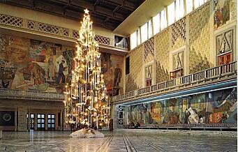 Har du en favorittlåt du vil høre på Oslo Rådhus sitt klokkespill i julen? Da må du lese her