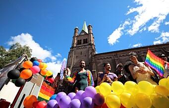 Hva skjer under årets tidagers Pride-festival? Her er noen smakebiter