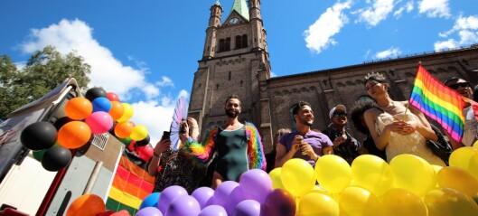 Trygge kirker i Oslo: Her er listen over kirkene du trygt kan gå i som skeiv