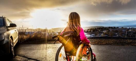 Som vanlig blir hatkriminalitet mot funksjonshemmede oversett