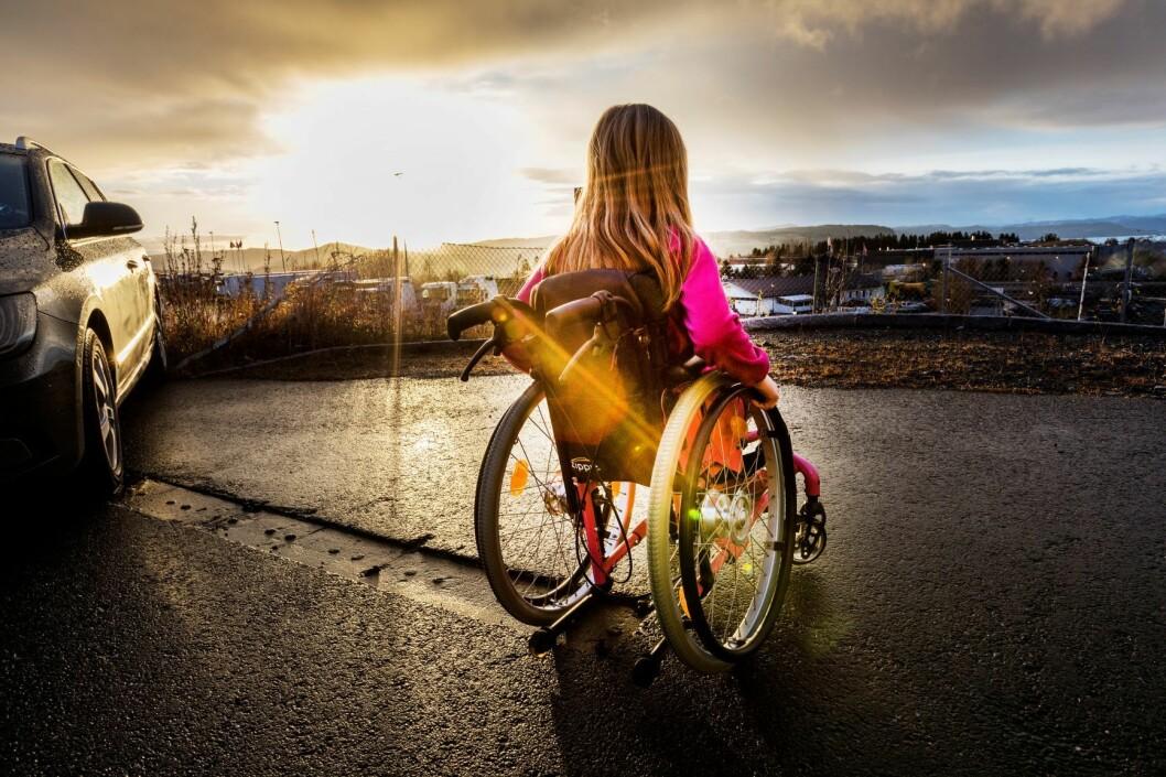 Når regjeringer og byråd over ser de funksjonshemmede, betyr det at tiltak mot diskriminering heller ikke settes i gang. Foto: Gorm Kallestad / NTB scanpix