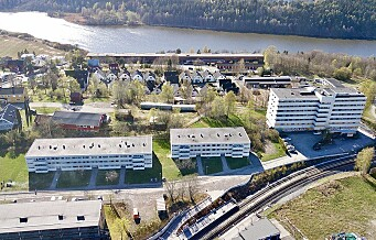 En koronasmittet beboer på Oppsalhjemmet døde onsdag. 21 beboere ved sykehjem i Oslo smittet