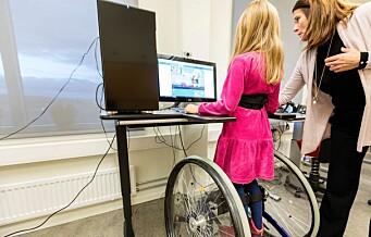– Jeg vil personlig følge opp at funksjonshemmede i bydel Sagene får nok hjelp til å kunne leve fullverdig