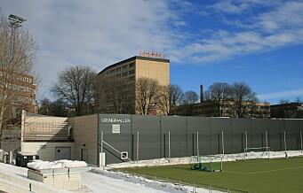 Ishaller må holde stengt i Oslo