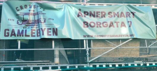I Borggata på Tøyen skulle det i høst åpnet et kulturhus med kunst og dans. I stedet blir det treningssenter