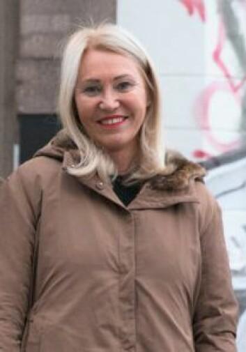 Ildsjel bak Kulturstedet, Ann Kristin Norum, er svært skuffet over at det ikke ble noe av planene om et dans- og kulturhus på Tøyen. Foto: Camilla Storvollen
