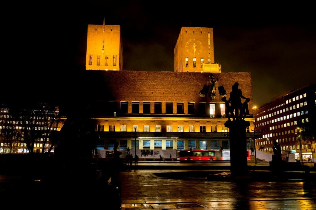 Oslo kommune er for tiden under gransking av både Arbeidstilsynet og kontrollutvalget i kommunen etter høstens avsløringer. Foto: Vidar Ruud / NTB scanpix