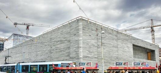 Statsbygg undersøker lønna til bygingsarbeidere ved Nasjonalmuseet