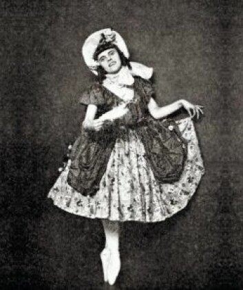 Folk som har levd en stund husker sikkert den vakre kvinnen som gikk under navnet «Homansbyens Dronning».