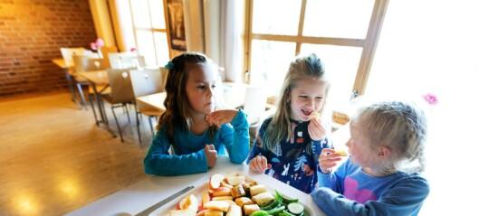 Byrådet i Oslo innfører gratis kjøttfri skolemat