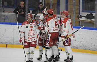 Total kollaps i midtperioden ga Grüner-tap hjemme mot Stjernen