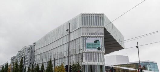 Blir det nye hovedbiblioteket en møteplass for alle, også de bostedsløse, folk med rus eller psykiske lidelser?