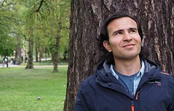 Josef Moradi (25) får årets Humanistpris. Han peker på forskjellsbehandlingen av ikke-religiøse flyktninger