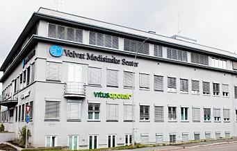 Volvat-ansatt drev egen, hemmelig praksis inne på sykehuset uten ledelsens godkjenning