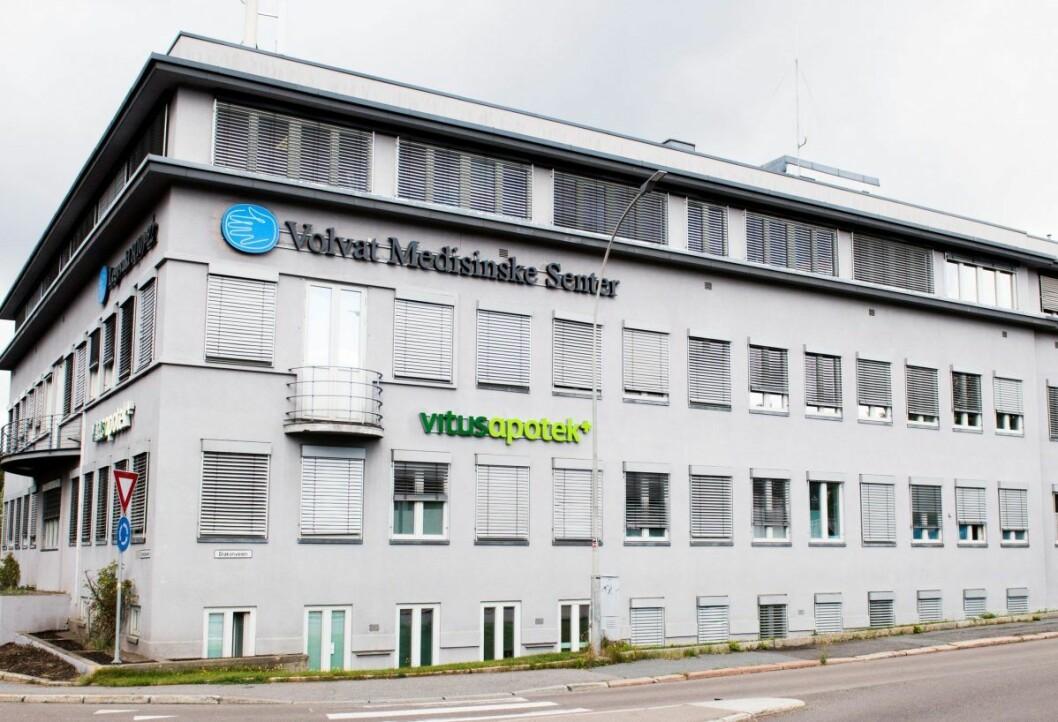Ifølge NRK har ikke Volvat meldt forholdet til hverken politiet, fylkeslegen eller noen annen tilsynsmyndighet. Foto: Jon Olav Nesvold / NTB scanpix