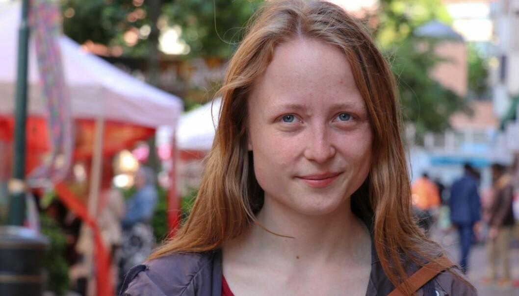 — Vi mener det var riktig å tillate en utvidelse av uteserveringen, ser gruppeleder for Arbeiderpartiet i bydel Gamle Oslo, Agnes Nærland Viljugrein.