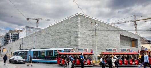 Åpningen av det nye Nasjonalmuseet er utsatt et halvt år