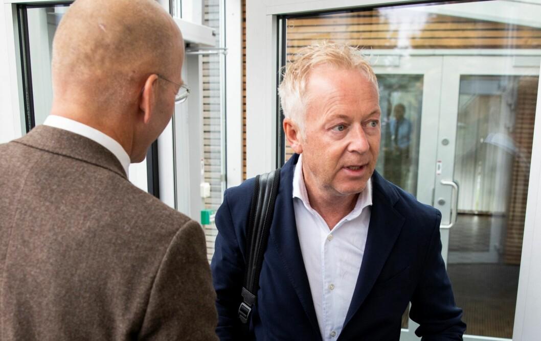 � Det kan ikke være noen særregler for offentlig sektor, sier Jonny Enger før Høyestrett skal behandle dommen mot ham for brudd på arbeidsmiljøloven. Foto: Tore Meek / NTB scanpix