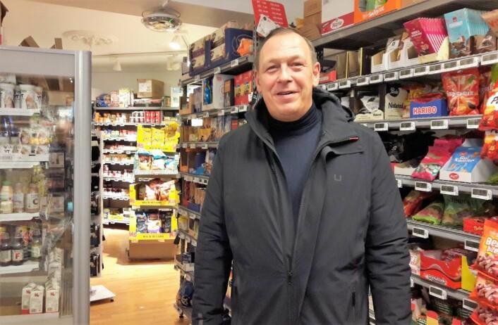 Eiendomsmegler Tor Mikael Aune fra Notar. Foto: Anders Høilund