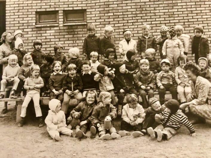Idioten har hatt barneparker siden 70-tallet. Foto: Privat