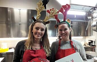 I år blir det ekstra smakfulle pepperkaker på Fattighusets juletrefest