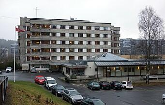 Beboer omkom i balkongbrann på Ammerudhjemmet