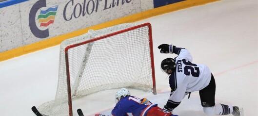 Vålerenga snublet inn seieren mot nabo Grüner ishockey