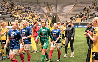Vålerenga-jentene med totalkollaps i cupfinalen. Ydmyket av erkerival Lillestrøm